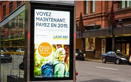 LG Outdoor Digital Signage Displays For Businesses | Almo Pro AV