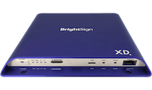 Brightsign- XD1034 4K Advanced HTML5 Interactive Media Player