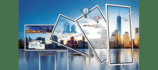 Samsung's Flip: An Interactive Digital Flip Chart Designed for Productive Collaboration