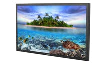 "Peerless-AV- UV862 - 86"" ULTRAVIEW 4K UHD DISPLAY - BLK WITH OUTDOOR MOUNT"
