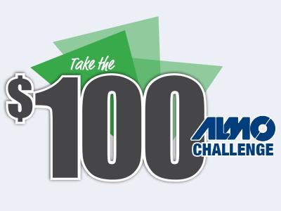 $100 ALMO Challenge