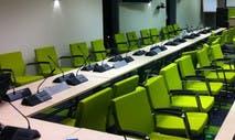 CORPORATE - Conference room at Bogdanka Lubelski Wegiel - POLAND