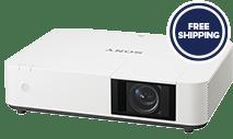 Sony-VPLPWZ10 VPL-PWZ10 WXGA 5000 Lm 3LCD Projector