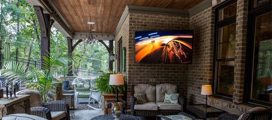 Sunbrite 55in Veranda Series 4K HDR Full Shade Outdoor TV