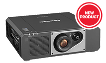 Panasonic-PT-FRZ60BU7 - WUXGA 1920 X 1200 6000 LMNS DLP 4k LASER PROJECTOR W LENS