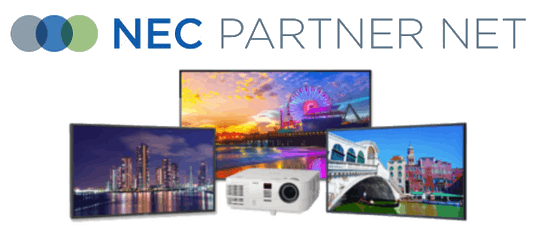 NEC Display Solutions Partner Net Program and NEC Rewards