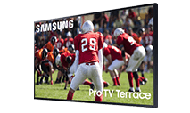 "Samsung- BH55T - 55""Pro TV Terrace Edition Outdoor QLED 1500nit 16/7"