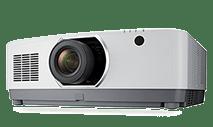 NEC-NP-PA803UL-41ZL - WUXGA 1920 x 1200 8000 LMNS LCD LASER PROJECTOR W NP41ZL LENS