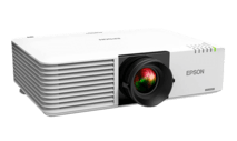 Epson - PowerLite L400U Standard Laser Projector, 4500 lumens, WUXGA