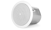 "JBL-CONTROL 24CT - Pair 4"" Ceiling Speaker w/Transf.70V,Taps at 30W,15W,7.5W"