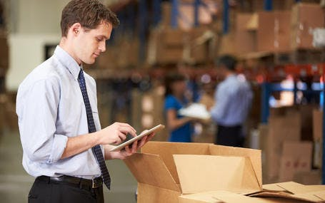 Staging & Inventory Management