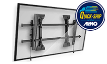 Chief-LTM1U - Large height adjustable tilt wall mount