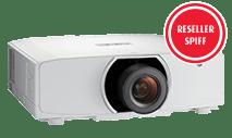 NEC-NP-PA803U - WUXGA 1920 x 1200 8000 LMNS LCD PROJECTOR NO LENS
