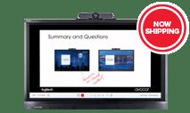 "Avocor-ALZ-6550 - 65"" InGlass-based Zoom Room System (incl AVF-6550, ALZ-ZRMK, MeetUp)"