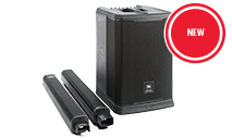 JBL-JBL-PRX ONE-NA - All-in-One Powered Column Array PA System with Mixer and DSP