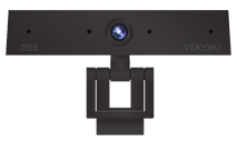 VDO360- VDOS4M - 2SEE PERSONAL VISUAL COLLABORATION CAMERA w/BUILT IN MICS