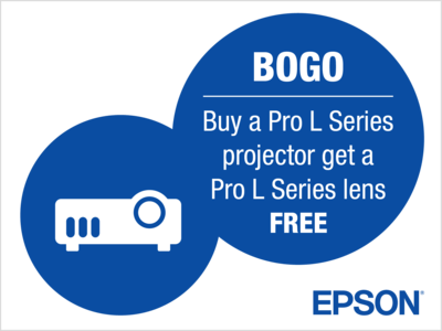 Epson Pro L Free Lens Special