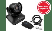 MXL-MXL ACVC - 1 MXL CV-610 HD PTZ Camera & 1 MXL AC-404 Huddle Mic Kit