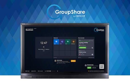 NEW - Avocor GroupShare
