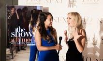 Samsung Mirror Displays at New York Fashion Week