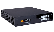 tvONE-C3-503 - CORIOmaster micro chassis w/ 3 module slots available S/PDIF audio Outpt