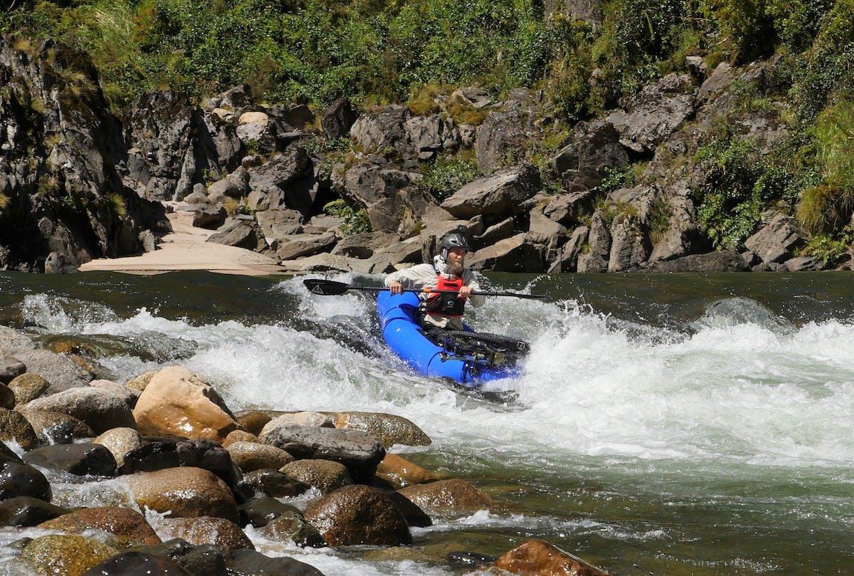 Muel Fluid Trails - Kahurangi Bikerafting Epic, The Film