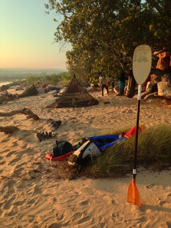 Two Alpacka Raft Athletes Embark on an Adventure to the Kimberly, the furthest of Australia's Outback, a wild frontier with few roads and fewer people