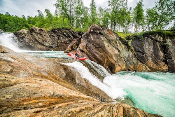 Hemavan, Sweden. Pic by Caj Koskinen