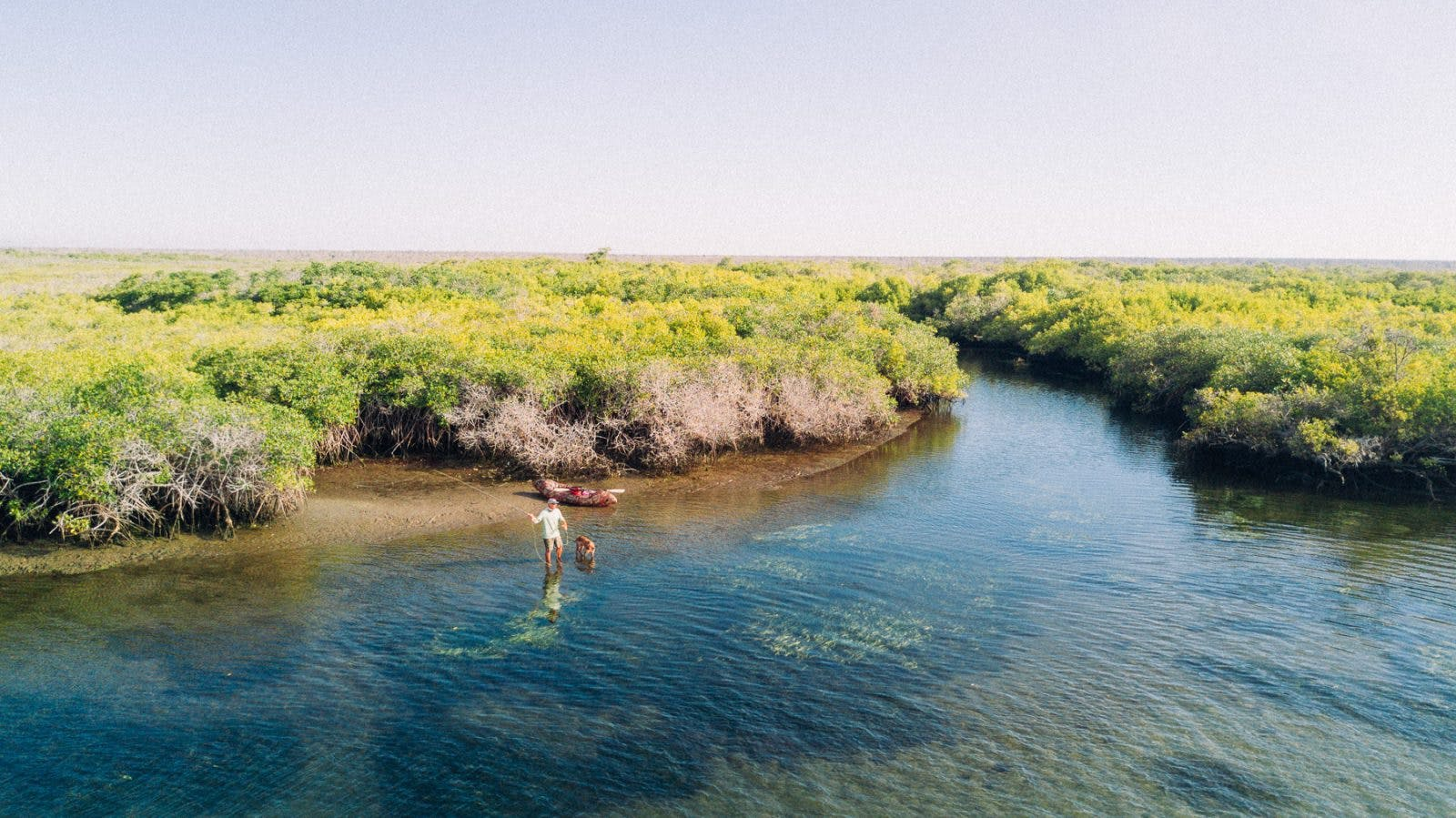 Paolo Marchesi Renews a Sense of Trust & Appreciation for Others While Fly Fishing in Remote Regions of Baja