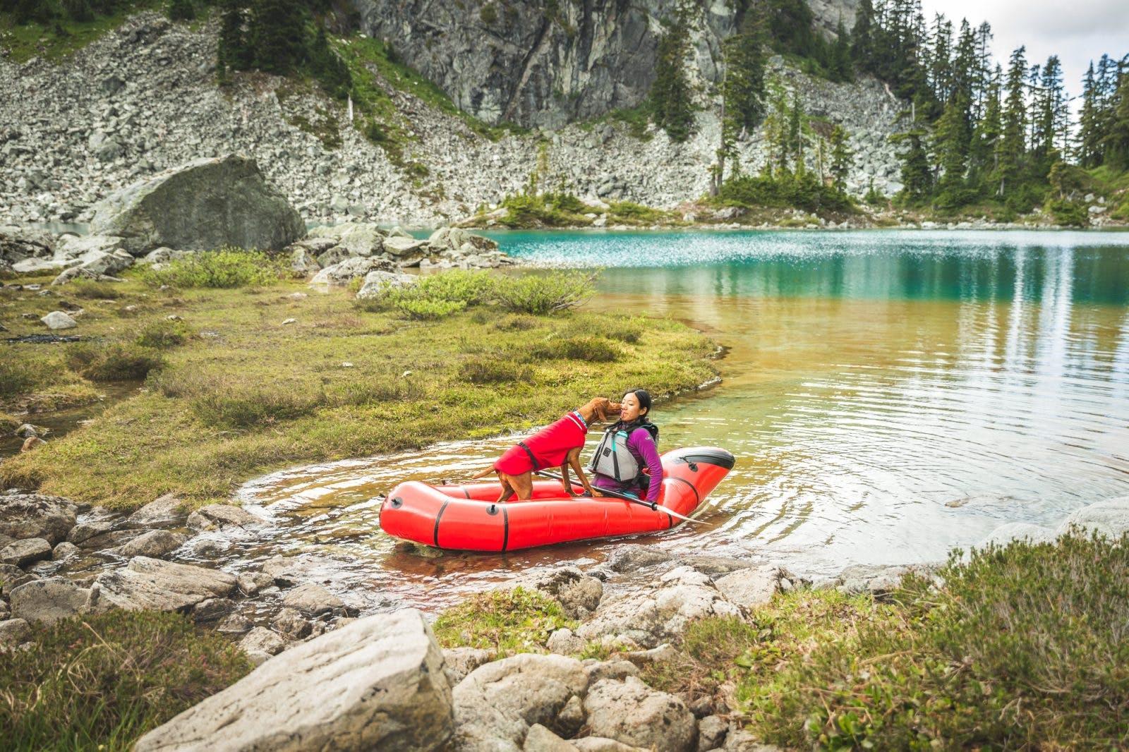 Watersprite Lake, B.C., Canada