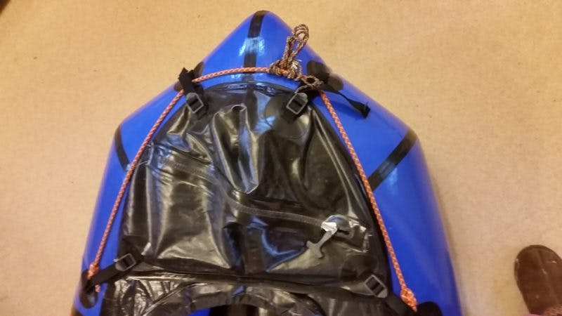 Packraft Safety, Monica Morin