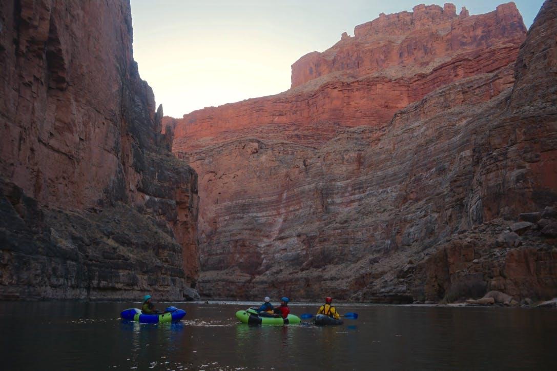 Casey Fulton, Grand Canyon
