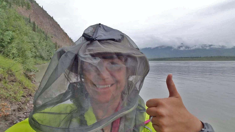 Headnets mandatory in Alaska!