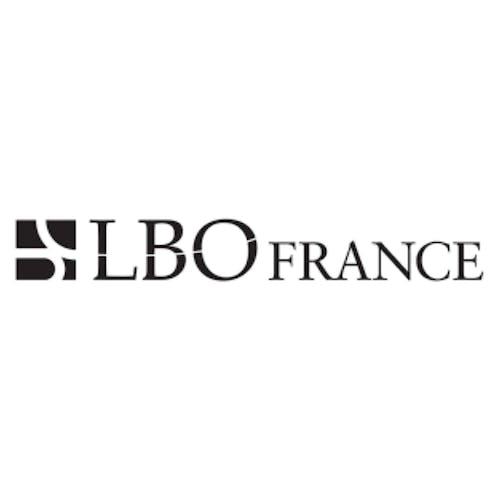 Logo du partenaire d'Alphacap : LBO France, fonds d'investissement pionnier et acteur majeur du Private Equity depuis plus de 30 ans.