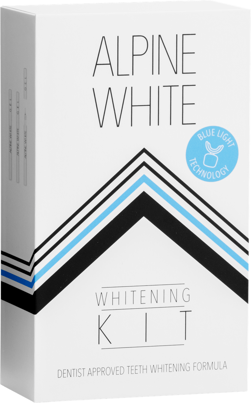 Alpine White Whitening Kit Productshot