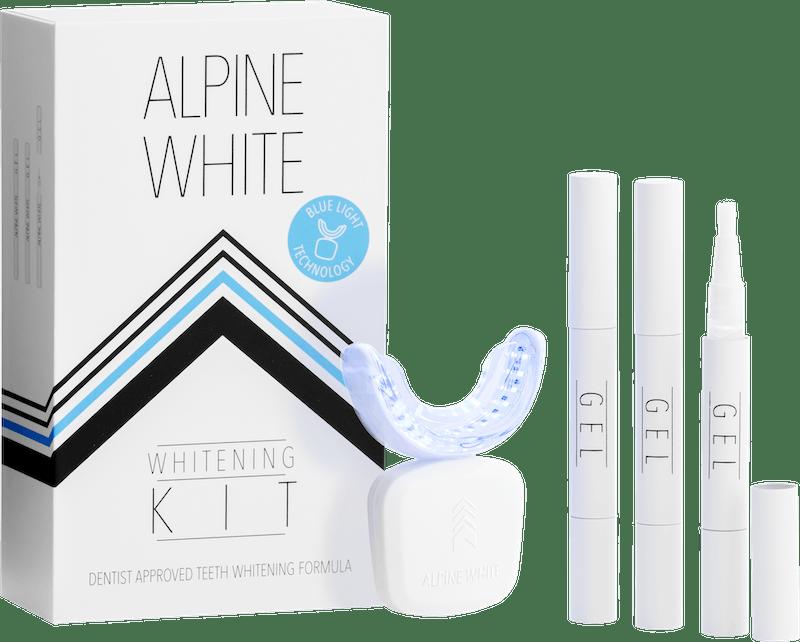 kit de blanchiment ALPINE WHITE