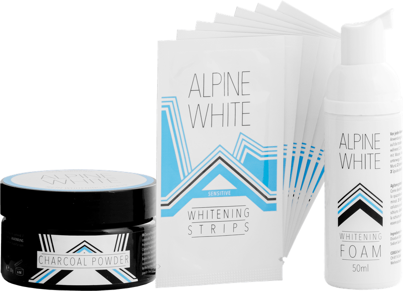 Alpine White Whitening Bundle Sensitive Photo du produit