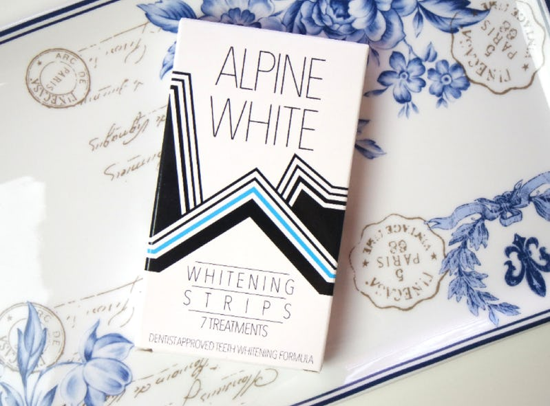Alpine White Whitening Strips Classic Produktbild