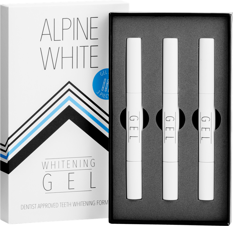 Alpine White Whitening Gel Product shot