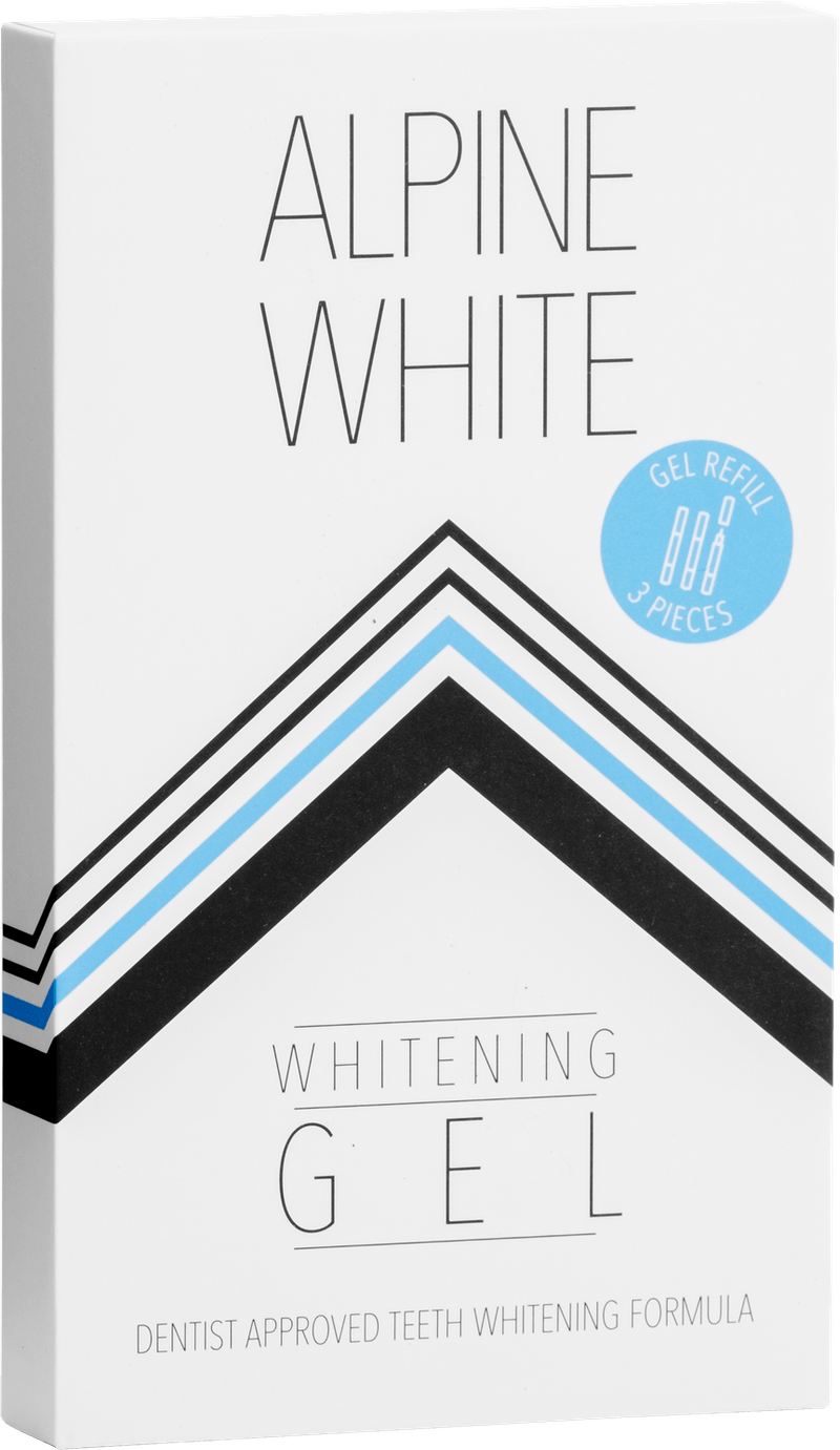 Alpine White Whitening Gel Photo du produit
