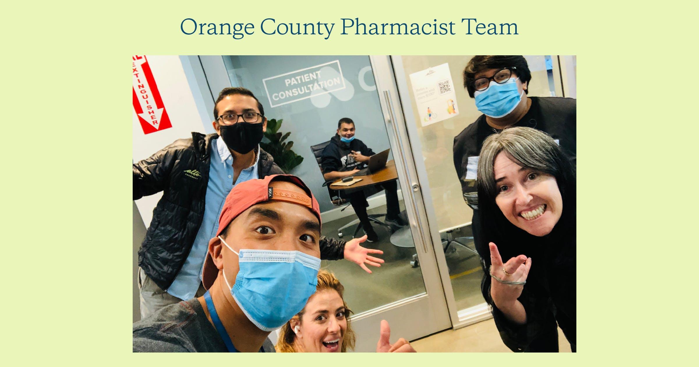 Orange County Pharmacist Team
