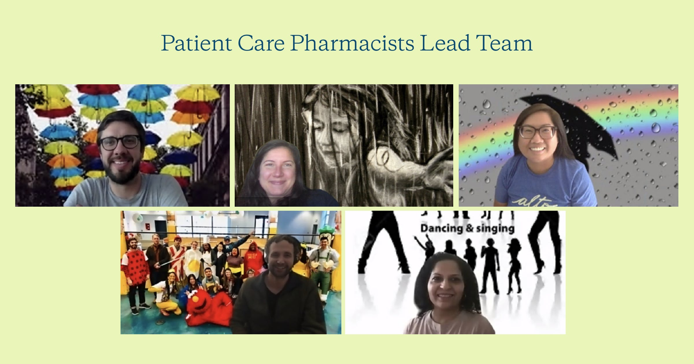 Patient Care Pharmacists Lead Team