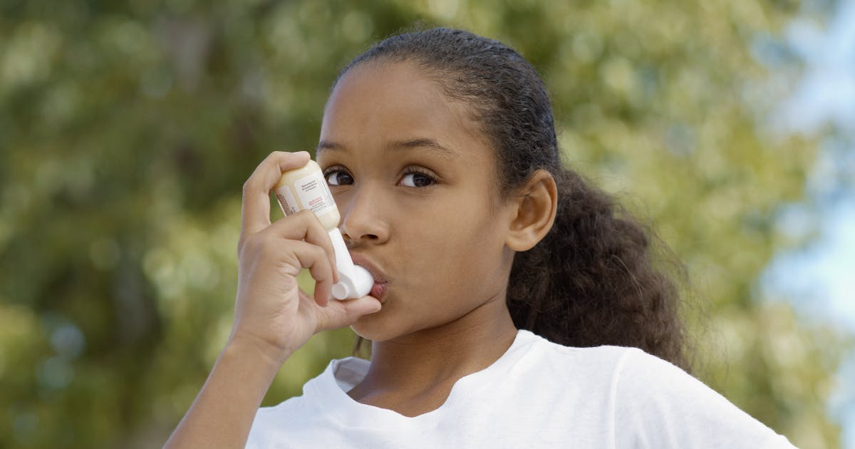 Manage Your Child's Asthma