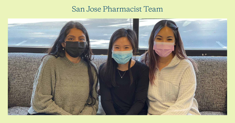 San Jose Pharmacist Team