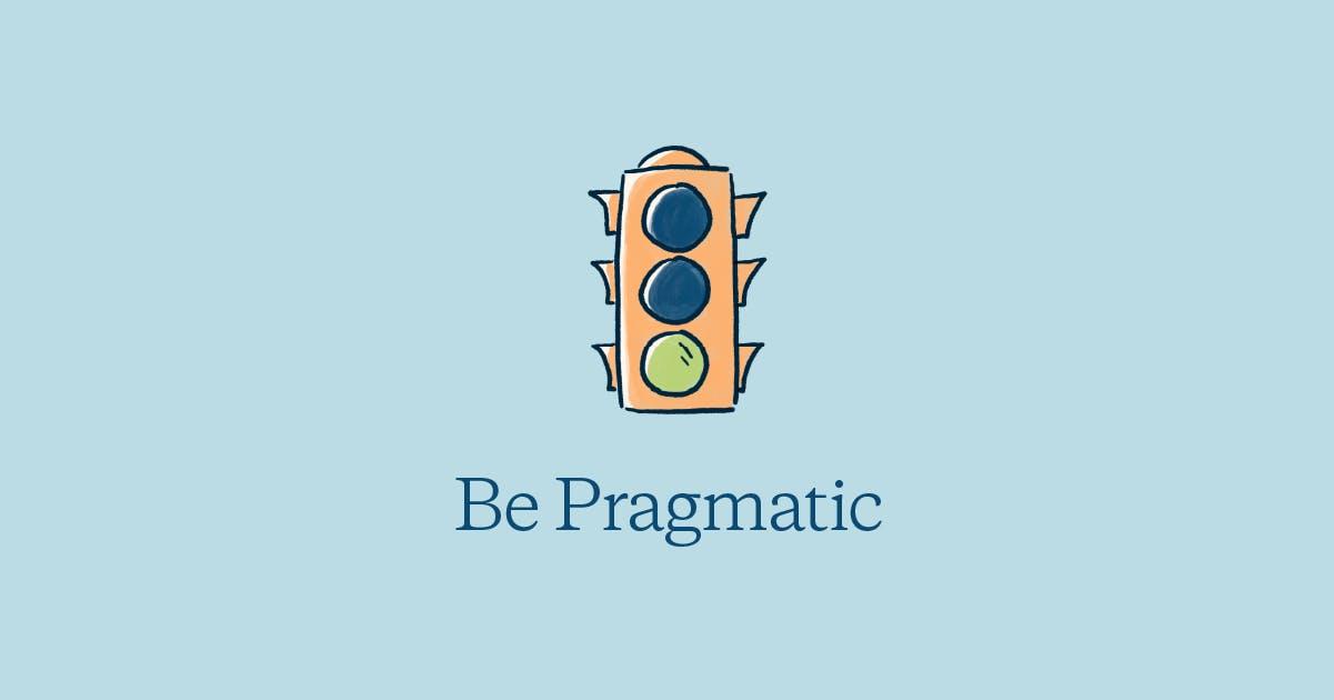 Be Pragmatic and Go