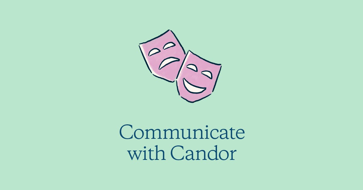 Communicate with Candor