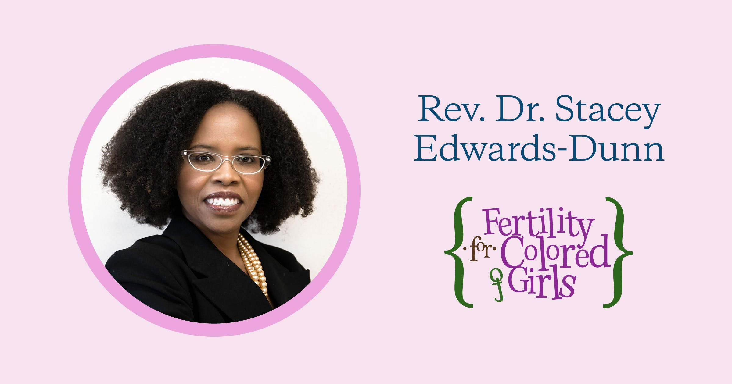 Rev. Dr. Stacey Edwards-Dunn