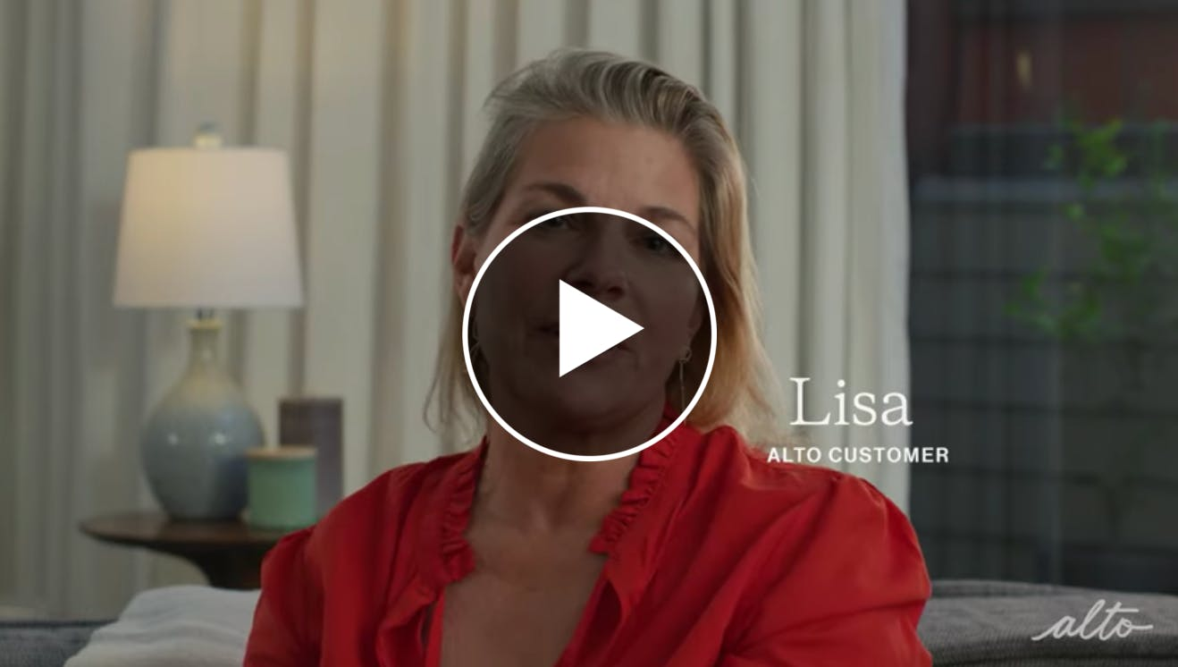 Watch lisa's Alto pharmacy patient story