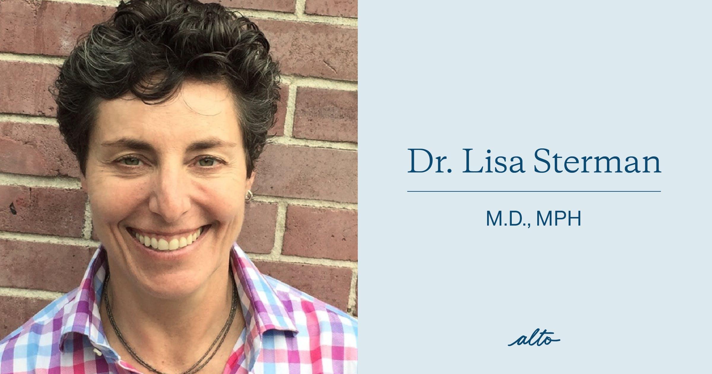 Dr. Lisa Sterman, M.D., MPH