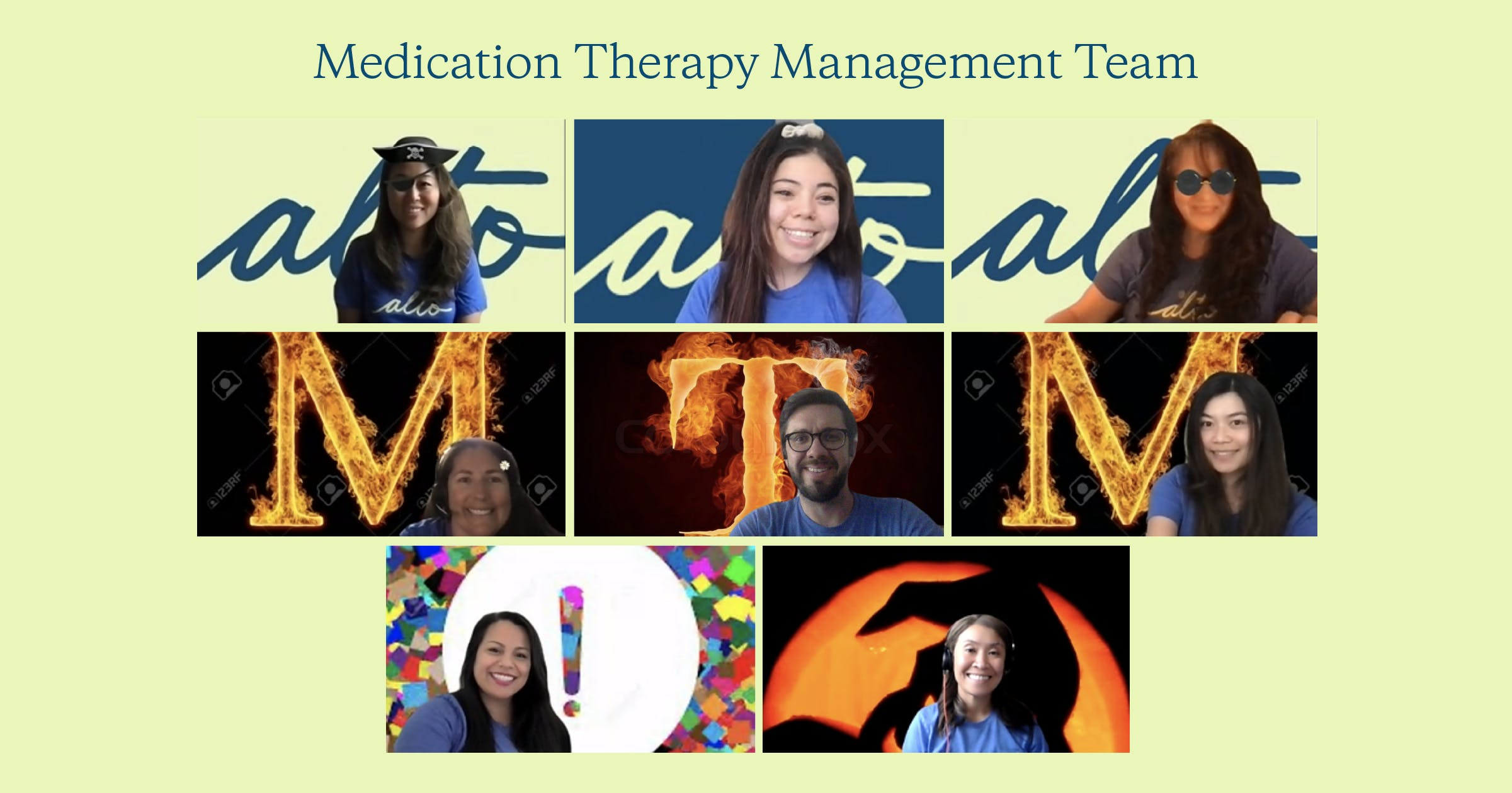 Medication Therapy Management Team